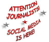 Journalists and social media