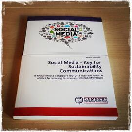 Social Media - Key for Sustainability Communications Book by Iliyana Stareva
