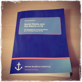 Social Media and the Rebirth of PR Book by Iliyana Stareva
