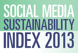 Social Media Sustainability Index 2013