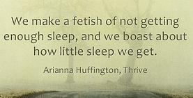 sleep deprivation work disease