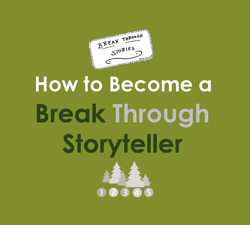 Becoming a great storyteller