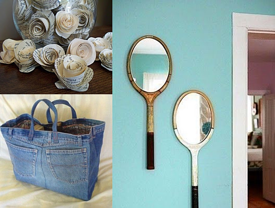upcycling and recycling craft ideas