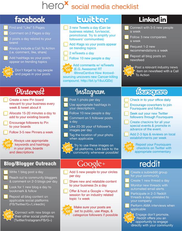 social_media_checklist_daily_activities