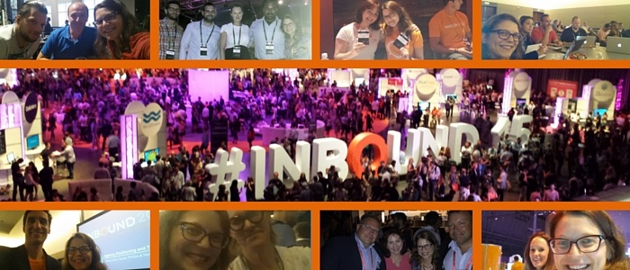 INBOUND15 and my agency partners