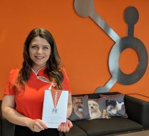 Iliyana Stareva author of Inbound PR-1