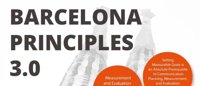 barcelona principles in PR 3.0