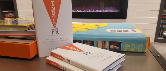 how Inbound PR came about