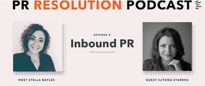 pr resolution podcast with iliyana stareva