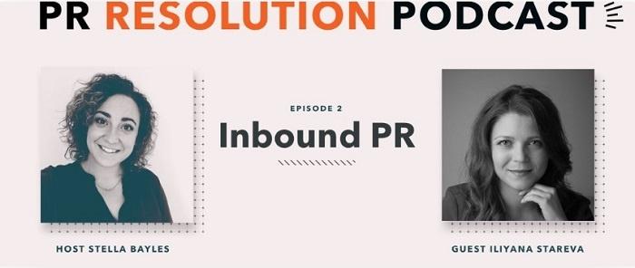 pr resolution podcast with iliyana stareva
