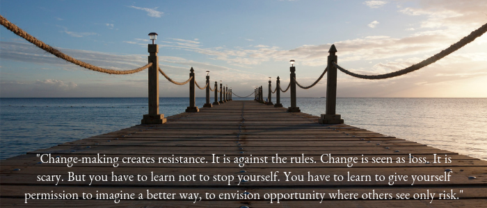 quote about change from Beth Comstock
