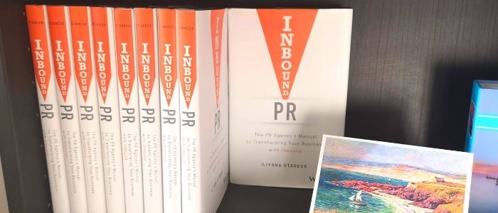 review of the inbound pr book
