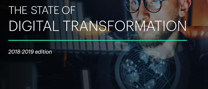 the state of digital transformation 2019