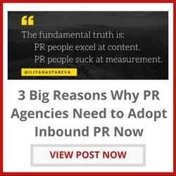 Inbound PR for Agencies