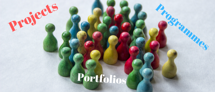 Projects, Programmes & Portfolios [Project Management Fundamentals]