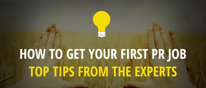 how_to_get_your_first_PR_job_top_expert_tips